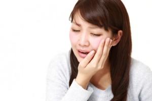 歯の処置後の痛み